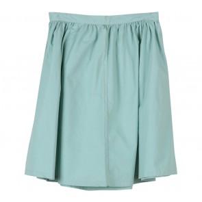 H&M Green Midi Skirt