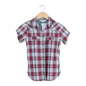 Levi´s Multi Colour Plaid Shirt