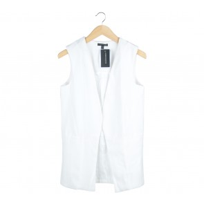 Lookboutiquestore White Vest