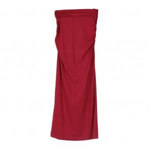 J.REP Red Slit Skirt