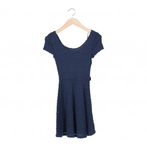 New Look Blue Mini Dress
