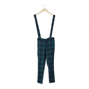Argyle Oxford Green Tartan Pants