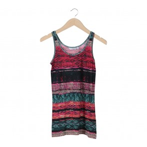 New Look Multi Colour Sleeveless