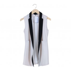 Look Boutique Cream Vest