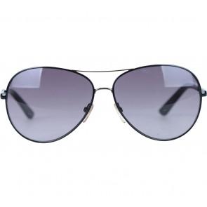 Kate Spade Black Aviator Sunglasses
