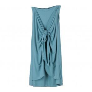 Lilac Blue Midi Skirt