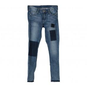 H&M Dark Blue Skinny Jeans Pants