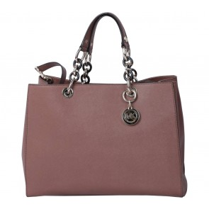 Michael Kors Brown Satchel