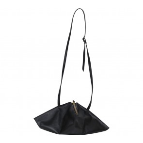 Cotton Ink Black Diamond Sling Bag