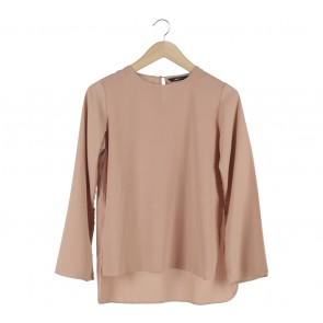 Shop At Velvet Brown Blouse