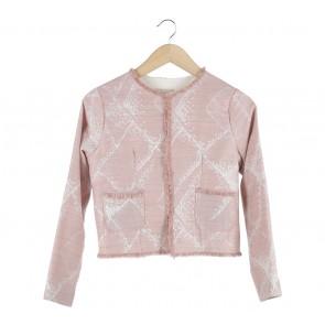 Treimee Pink Outerwear