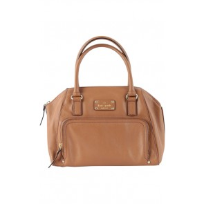 Kate Spade Brown Hand Bag