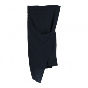 Noki Dark Blue Layered Pants