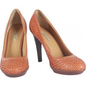 Bottega Veneta Brown Heels