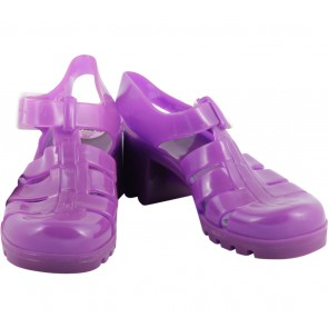 Juju Purple Sandals
