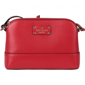 Kate Spade Red Wellesley Cherryliqr Sling Bag