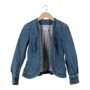 Zara Dark Blue Jaket