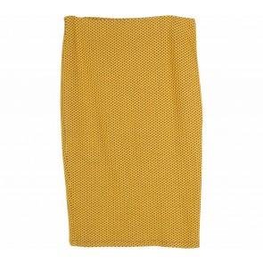 Zara Purple And Yellow Skirt