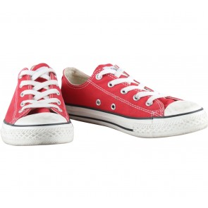 Converse Red Chuck Taylor Sneakers