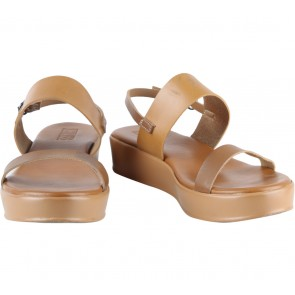 Stefania Baldo Brown Sandals
