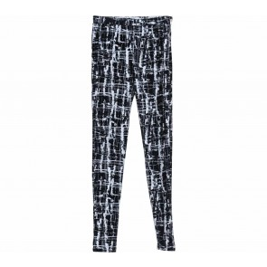 Topshop Black And White Textured Pants