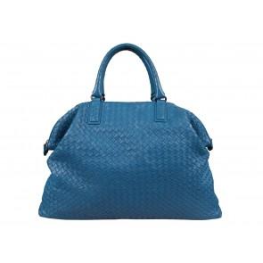 Bottega Veneta Blue Shoulder Bag