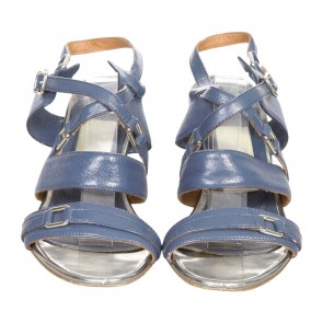 Lanvin Blue Sandals