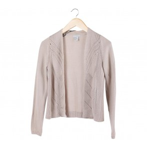 H&M Cream Cardigan