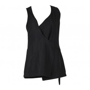 Alto Black Wrap Sleeveless