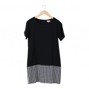 Girlondon Black Midi Dress