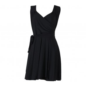 Arithalia Black Mini Dress