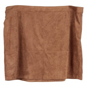 New Look Brown Short Skirt