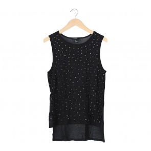 Forever 21 Black Sleeveless