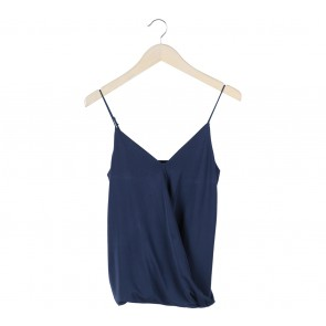 H&M Dark Blue Sleeveless