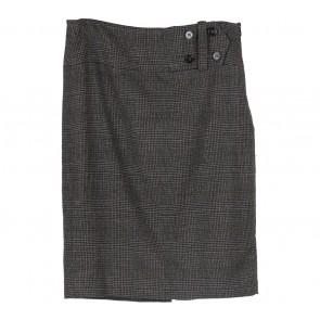 Mango Brown Skirt