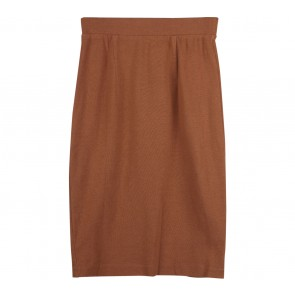 Forever 21 Brown Midi Skirt