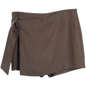 H&M Dark Green Skort Pants