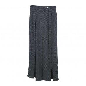 Zara Black Polka Dot Pants
