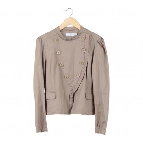 Adidas Stella McCartney Brown Blazer
