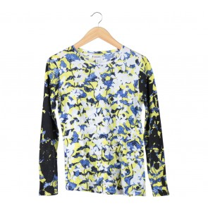 Peter Pilotto Multi Colour Abstract T-Shirt