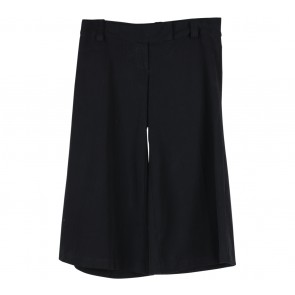 Forever 21 Black Culottes Pants