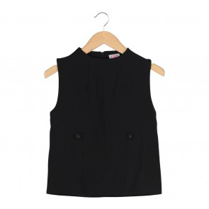NARA Black Sleeveless
