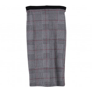 Topshop Multi Colour Houndstooth Skirt