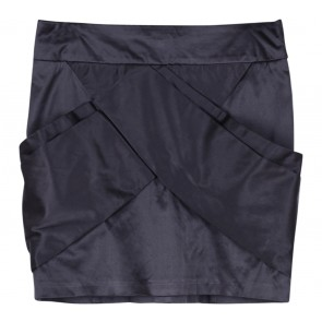 Topshop Purple Skirt