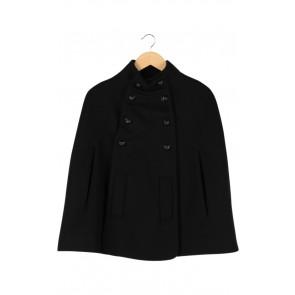 Black Suede Blazer