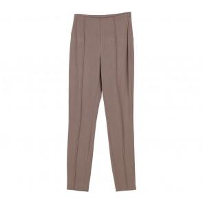 Mango Brown Pencil Pants