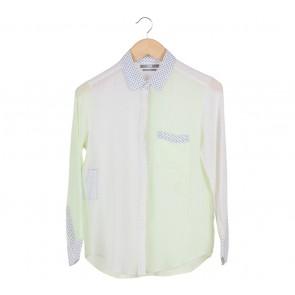 UNIQLO Multi Colour Polka Dot Shirt