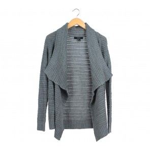 Forever 21 Grey Knit Outerwear