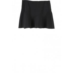 Mango Black Short Skirt