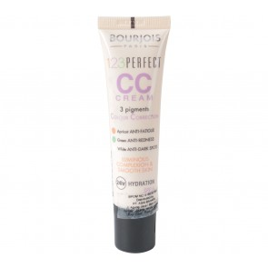 Bourjois  31 Ivory 123 Perfect CC Cream Faces